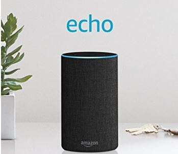 Amazon Echo Antracite