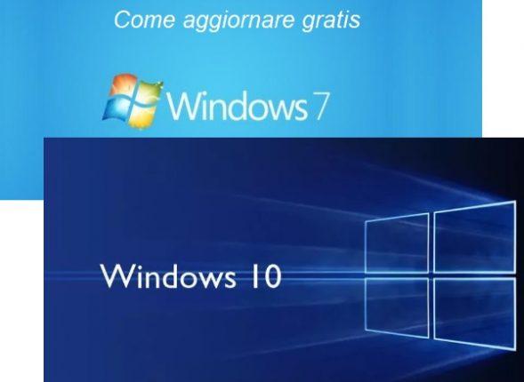 Aggiornare Windows
